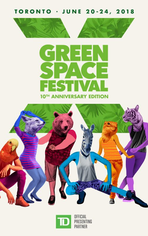Green Space Festival 2018